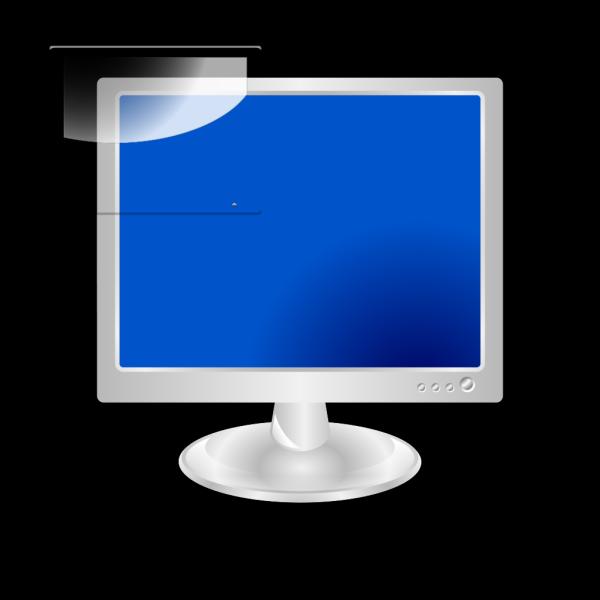 Lcd Monitor 2 PNG Clip art
