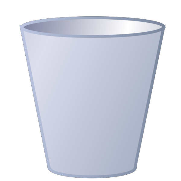 Empty Trash Can Png Svg Clip Art For Web Download Clip Art Png Icon Arts Here you can explore hq trash can transparent illustrations, icons and clipart with filter setting like size, type, color etc. clip arts