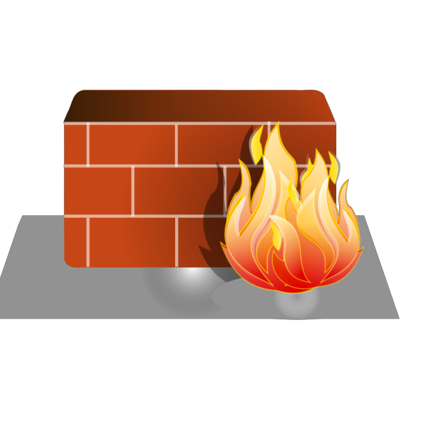 Firewall Network Block Communication Data PNG Clip art