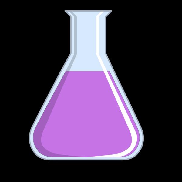 Chemistry Flusk PNG Clip art