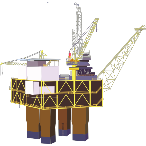 Oil Rig PNG icons