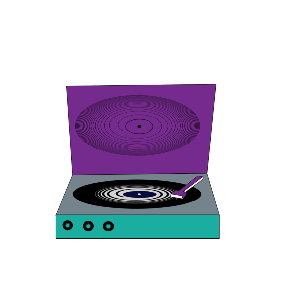 Vinyl Disc Record PNG images