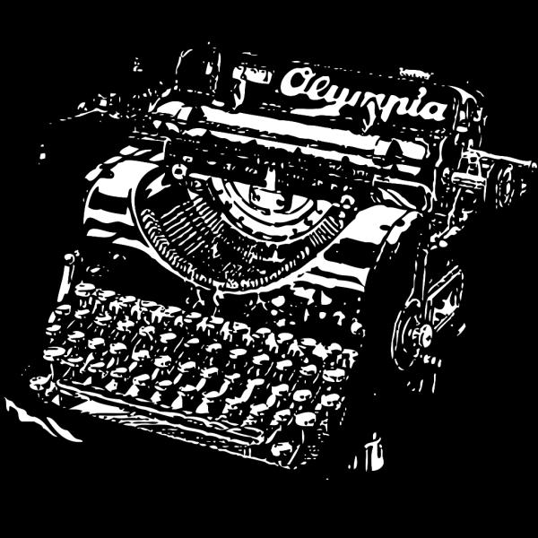 Typewriter PNG Clip art