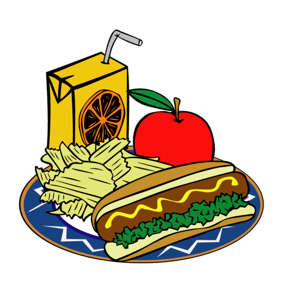Hotdog Apple Juice Chips Mustard PNG images