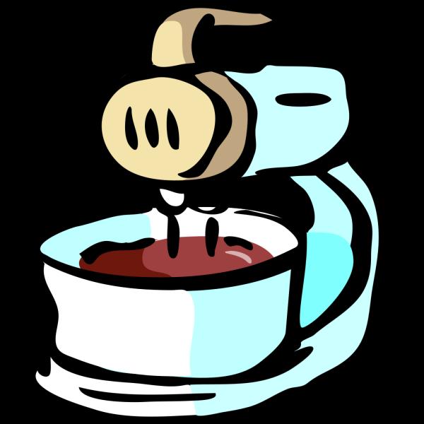 Food Mixer PNG Clip art