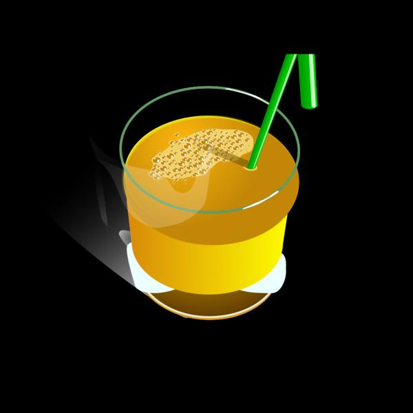 Juice Glass PNG Clip art