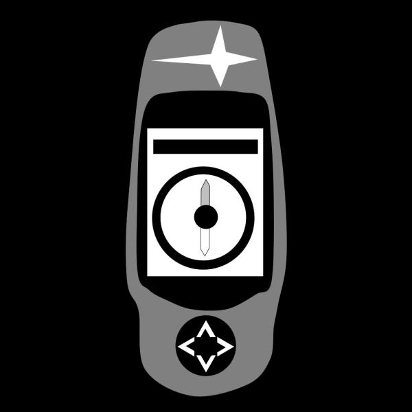 Garmin Handheld Gps PNG Clip art