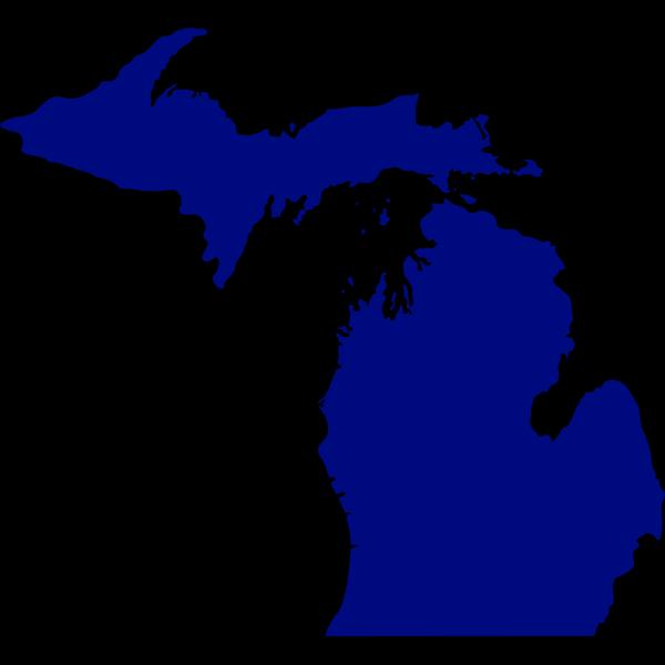 State Of Michigan PNG Clip art