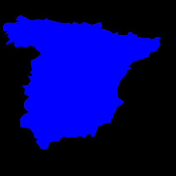 Spain Peninsule PNG images