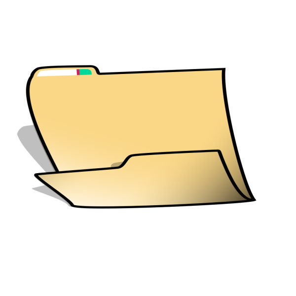Fancy Folder 2 PNG Clip art