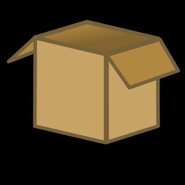 Open Box PNG Clip art