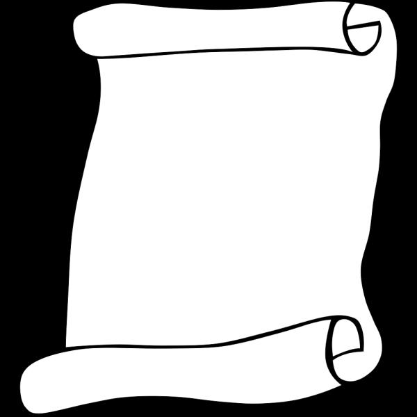 Parchment Paper Landscape PNG Clip art