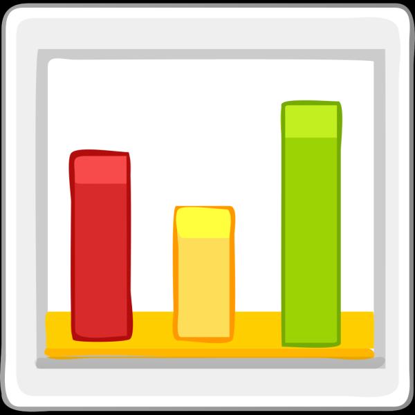 Bar Chart Statistics PNG Clip art