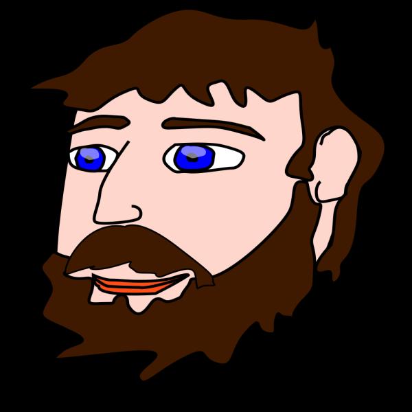 Man Head PNG Clip art