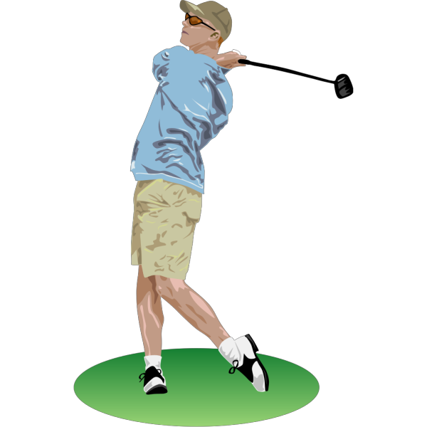 Golf Driver Swing PNG images