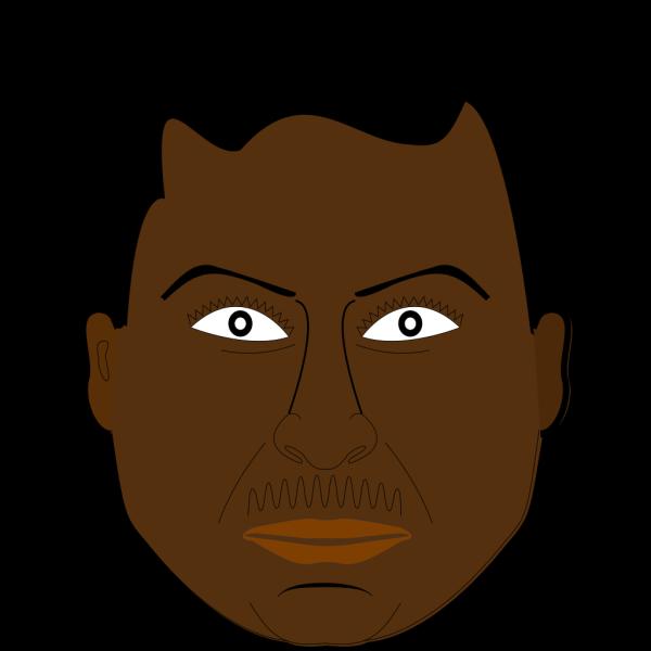 Man Face PNG Clip art