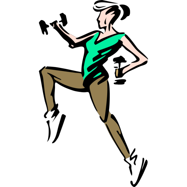 Aerobics PNG Clip art