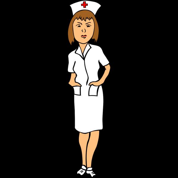 Woman Nurse 2 PNG Clip art