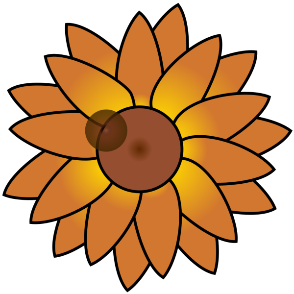 Sunflower Against Blue Sky PNG icon