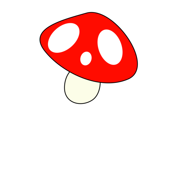 Toadstool PNG Clip art