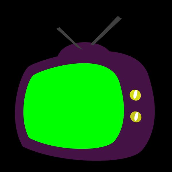 Television PNG Clip art