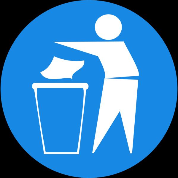 Keep Tidy Empty PNG Clip art