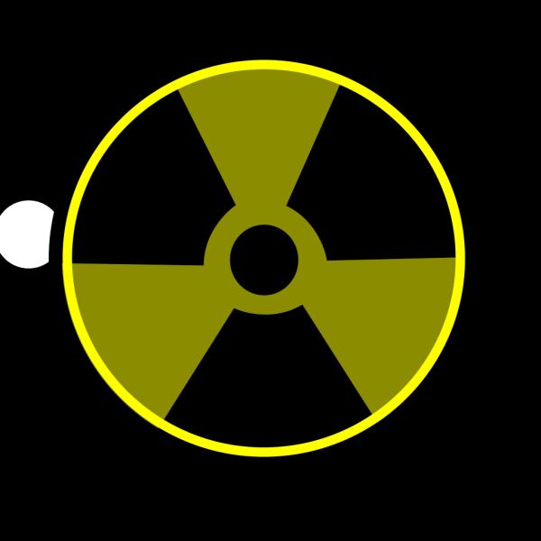 Radioactive Sign PNG Clip art