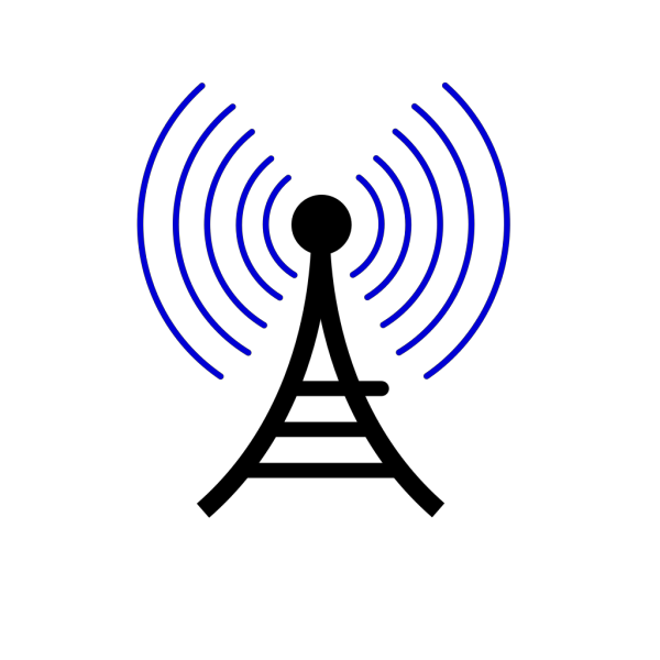 Radio/wireless Tower PNG Clip art