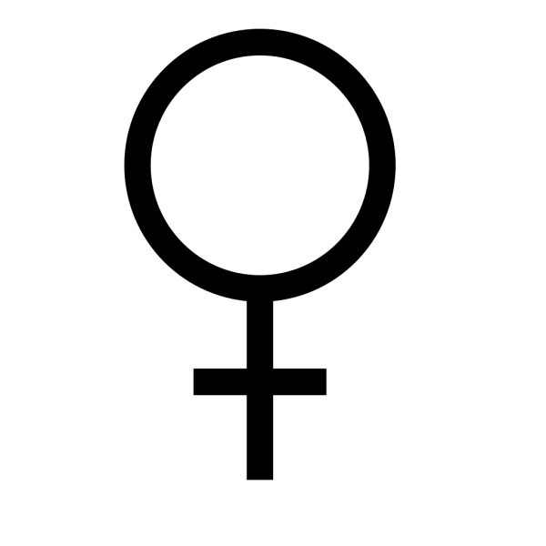 Female Symbol 2 PNG Clip art