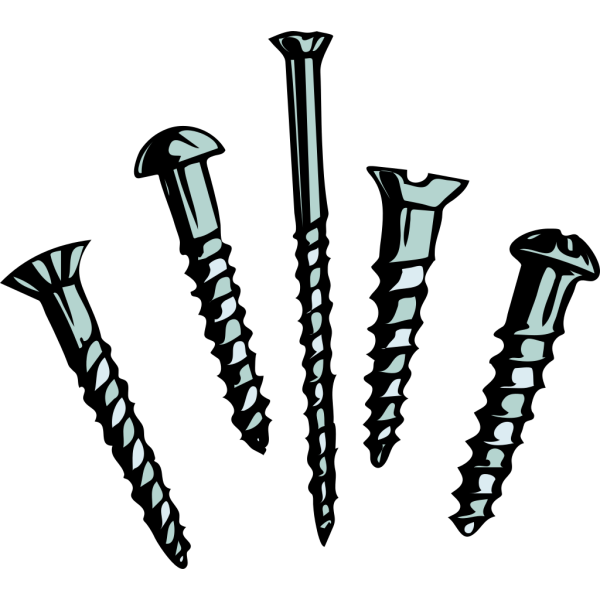 Screws PNG Clip art