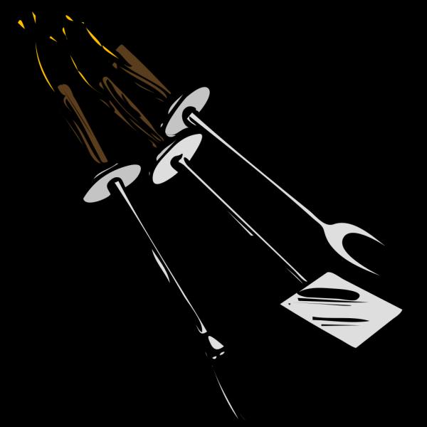 Bbq Grilling Tools PNG Clip art