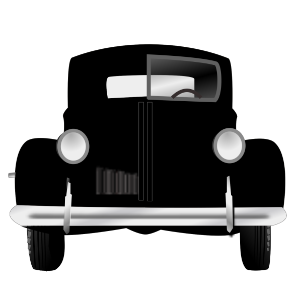 Old Car PNG clipart