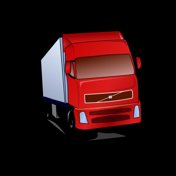 Truck 18 Wheeler PNG Clip art