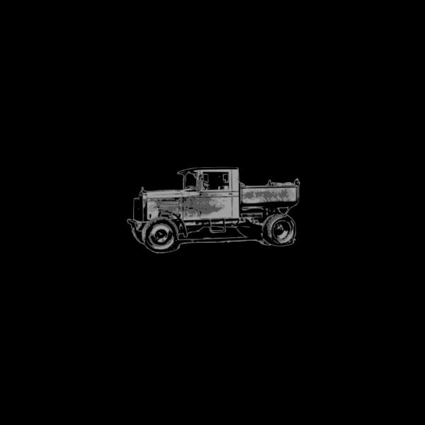 Old Truck Indana Model PNG Clip art