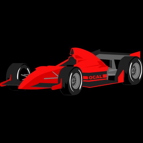 Formula One Car PNG Clip art