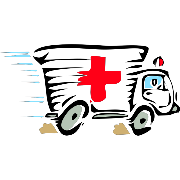Ambulance Car PNG Clip art