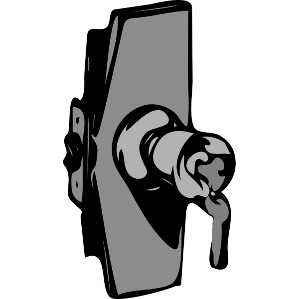 Door Handle Lock Key PNG Clip art