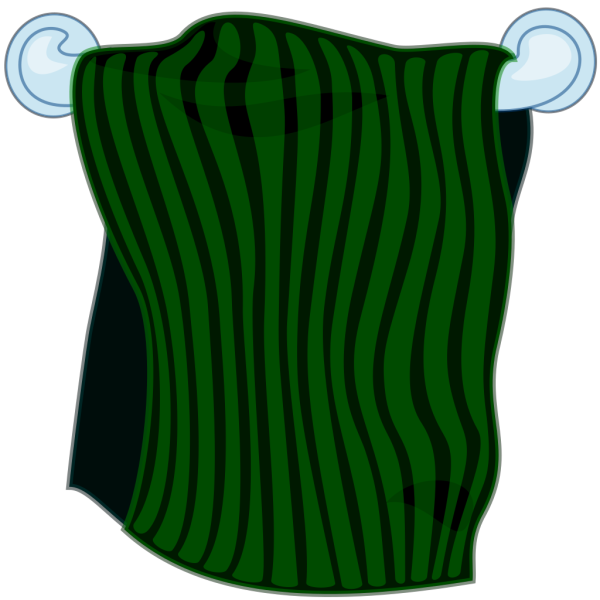 Towel Holder PNG Clip art