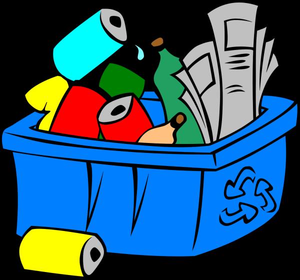 Recycling Box PNG Clip art