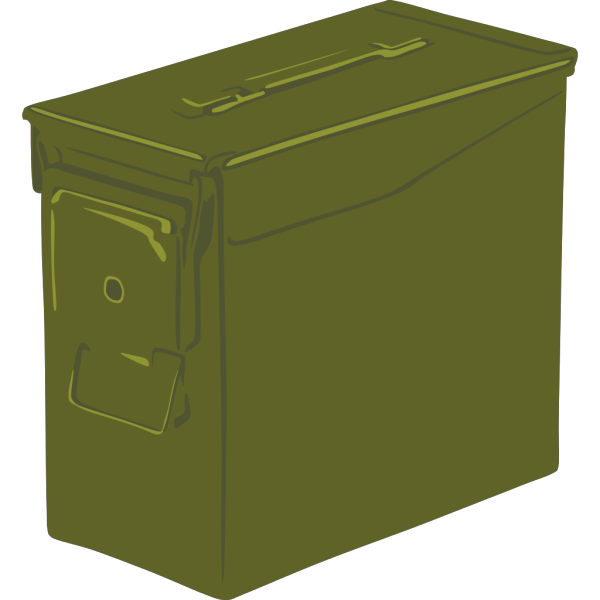 Ammo Can PNG Clip art