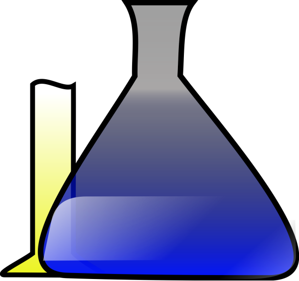 Chemical Experiment PNG Clip art