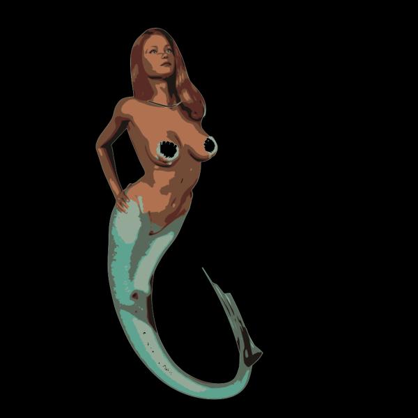Mermaid 3 PNG Clip art