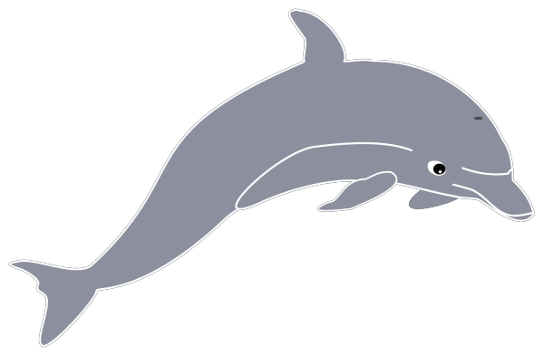 Dolphin 2 PNG Clip art