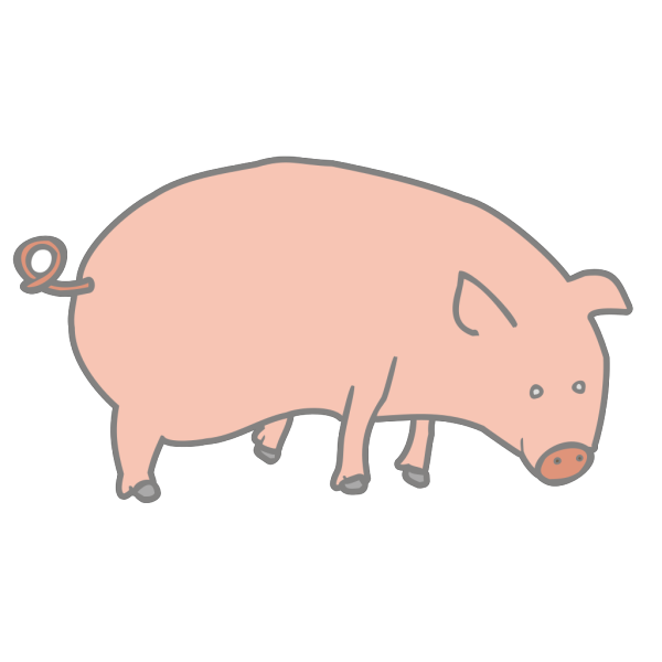 Pig 5 PNG icons