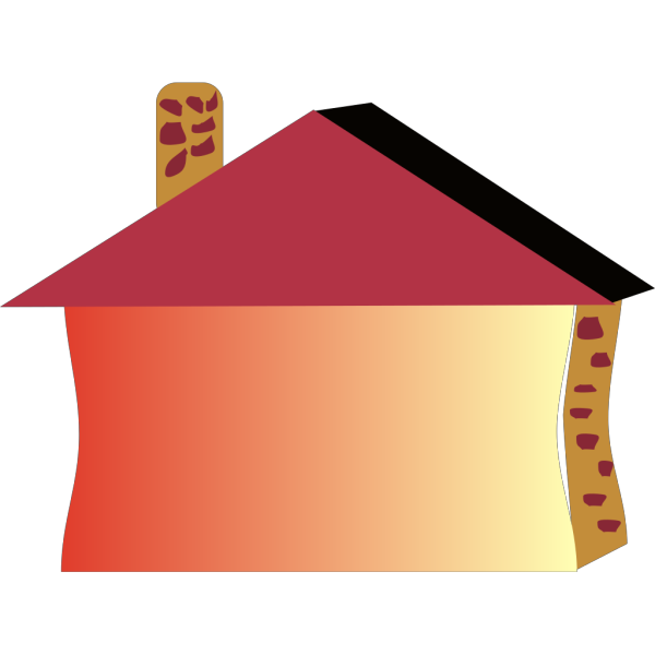 Small House PNG Clip art