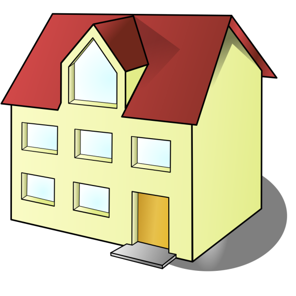 House 17 PNG Clip art