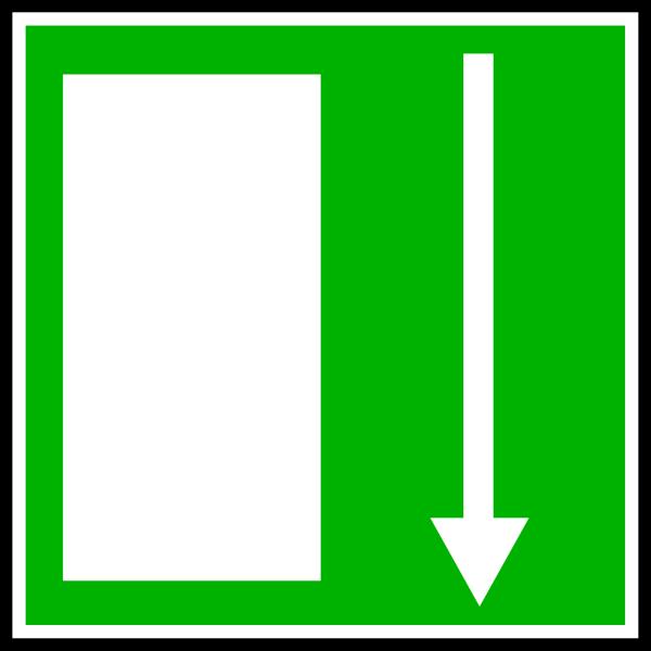 Arrow-down-green PNG Clip art