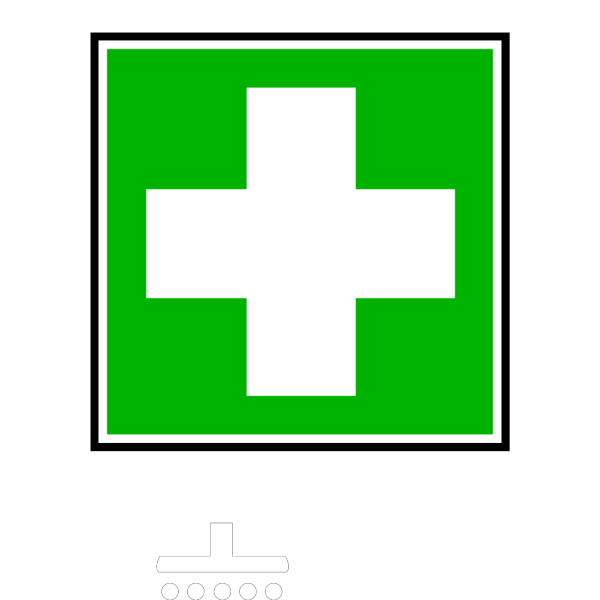 Red Cross X PNG Clip art