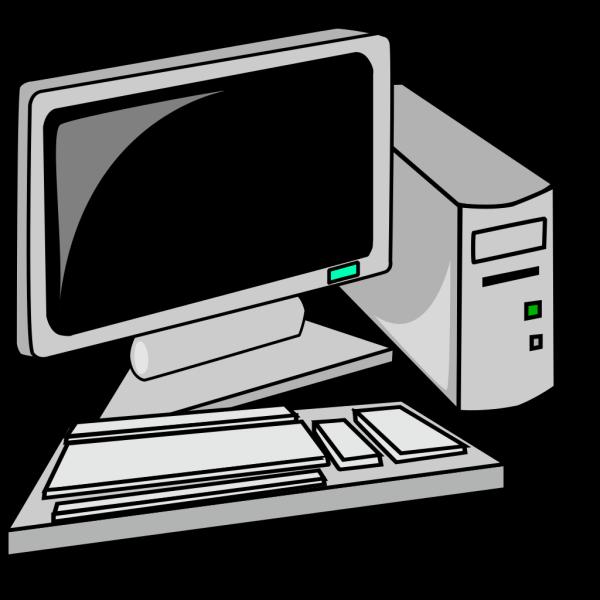 Tower Desktop Pc PNG Clip art