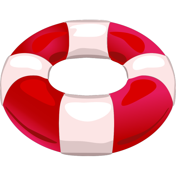 Help Save Life Float PNG Clip art